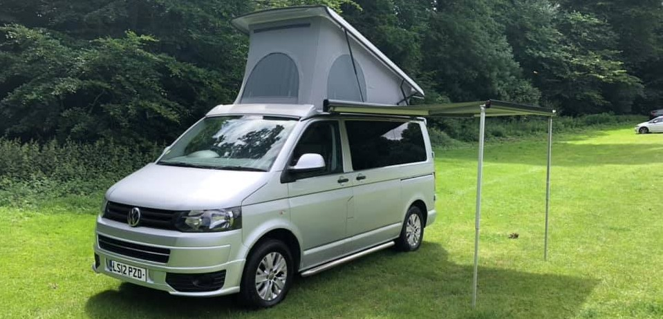 Where to Hire a VW Campervan in Warwickshire